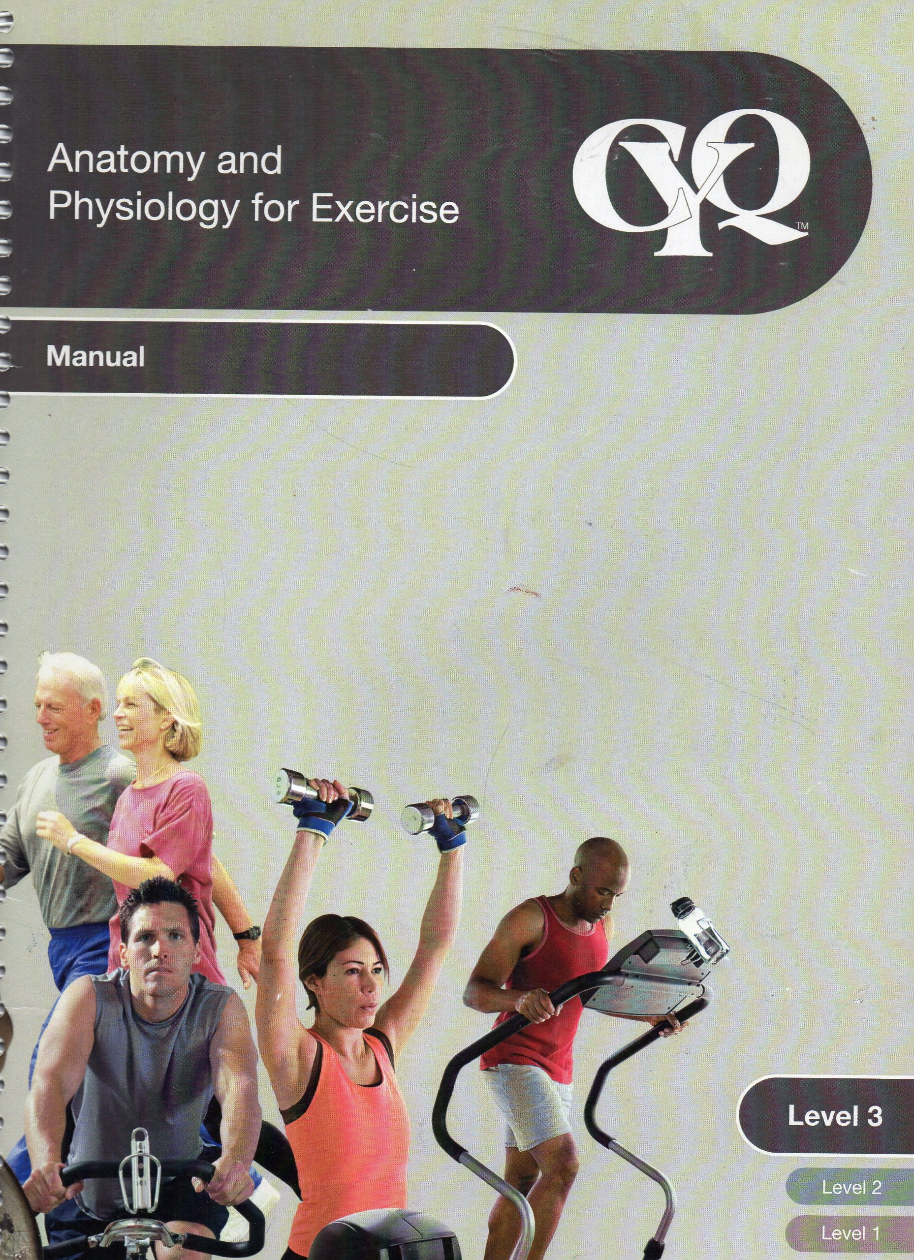CYQ Anatomy and Physiology for Exercise Manual: Amazon.co.uk: Books
