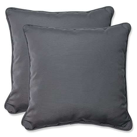 Amazon.com: Almohada Perfect Throw almohada con carbón ...
