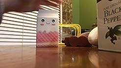 KHHGTYFYTFTY Color al Azar 1pc Lindo Chupete Botella de Goma en Forma de Leche chillona Perro Juguete para Mascotas Chew Toy dentici/ón Molar Suministros para Perros Duradero