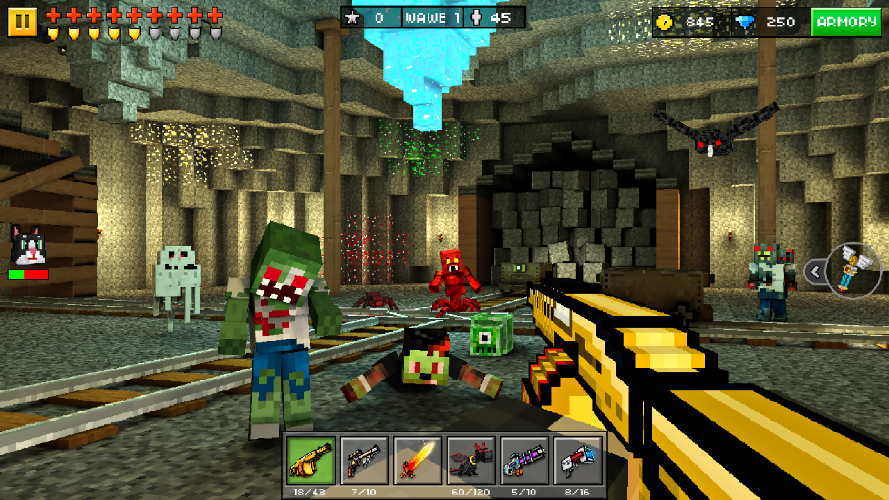 best android multiplayer shooter games