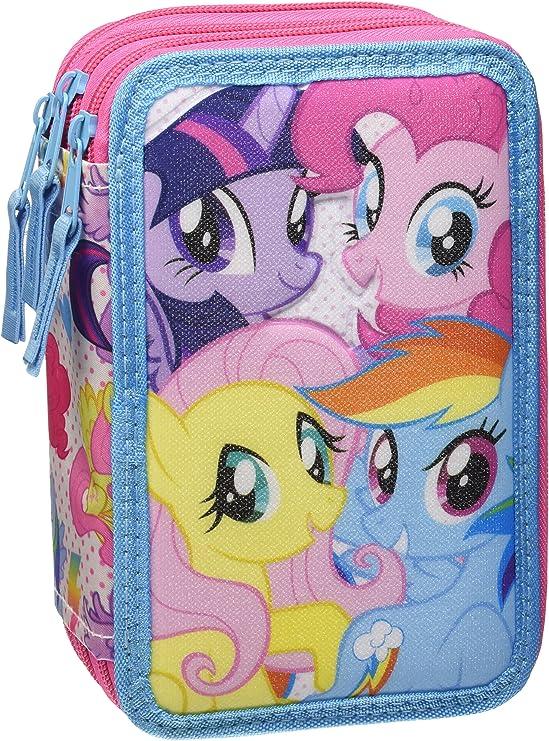 My Little Pony – Estuche 3 bisagras: Amazon.es: Juguetes y juegos