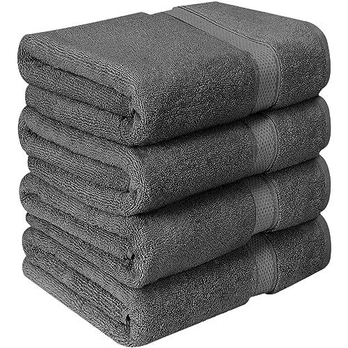 Utopia Towels Premium Bath Pack Of 4 27 X 54 100