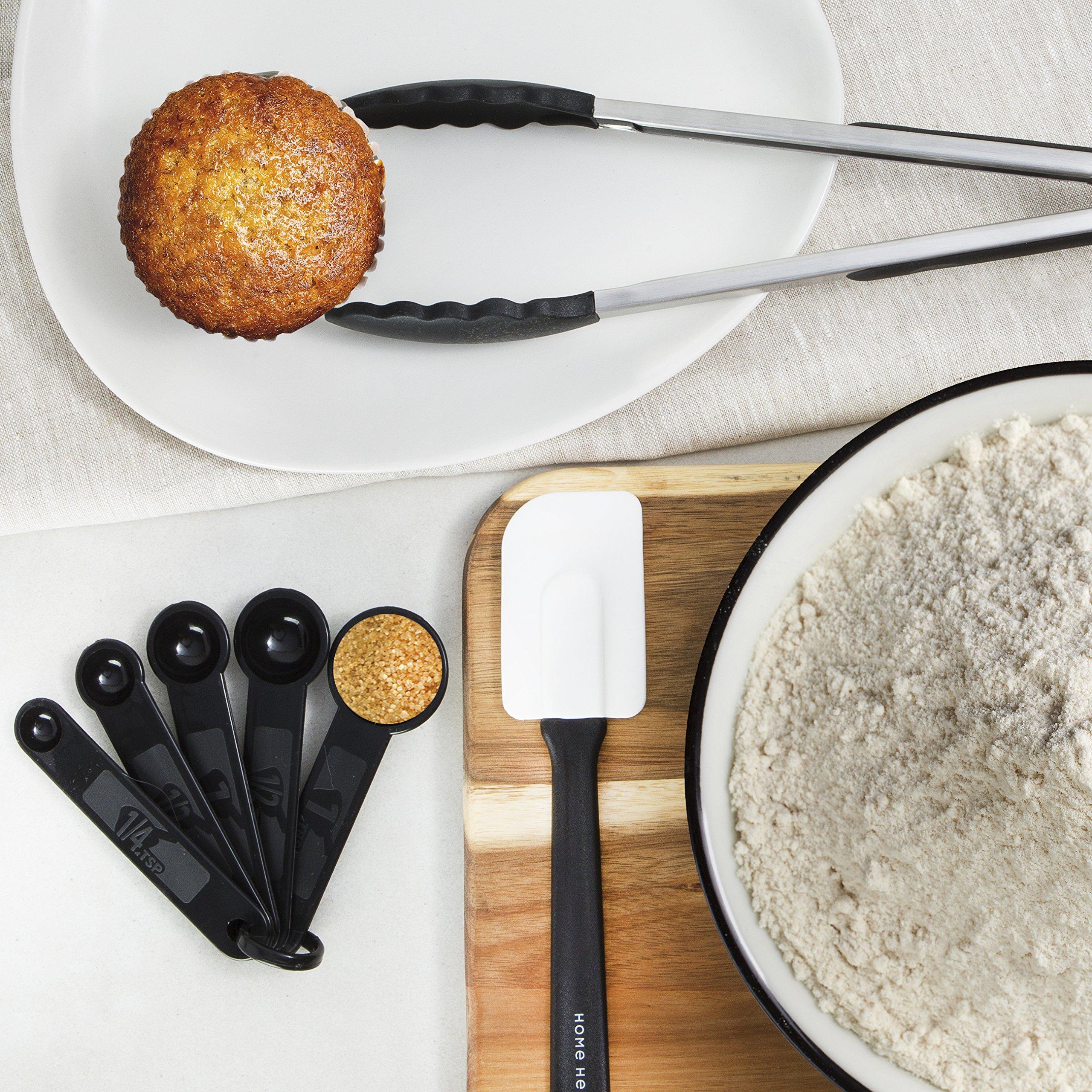Kitchen Utensil Set - 23 Nylon Cooking Utensils - Kitchen Utensils with Spatula - Kitchen Gadgets Cookware Set - Best Kitchen Tool Set Gift by HomeHero by HomeHero (Image #3)