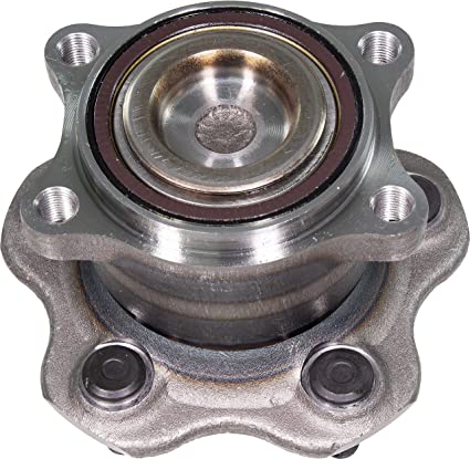 APDTY 512423 Wheel Hub Bearing Assembly Fits Rear Left or Right 2003-2007 Nissan Murano FWD Front-Wheel Drive Models Only; Replaces 43202-CA100, 43202CA100, R930657, HA590045, 051-6340