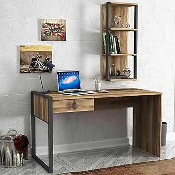 Amazon.de: Schreiben Computer-Schreibtisch - Moderne & Einfach ...