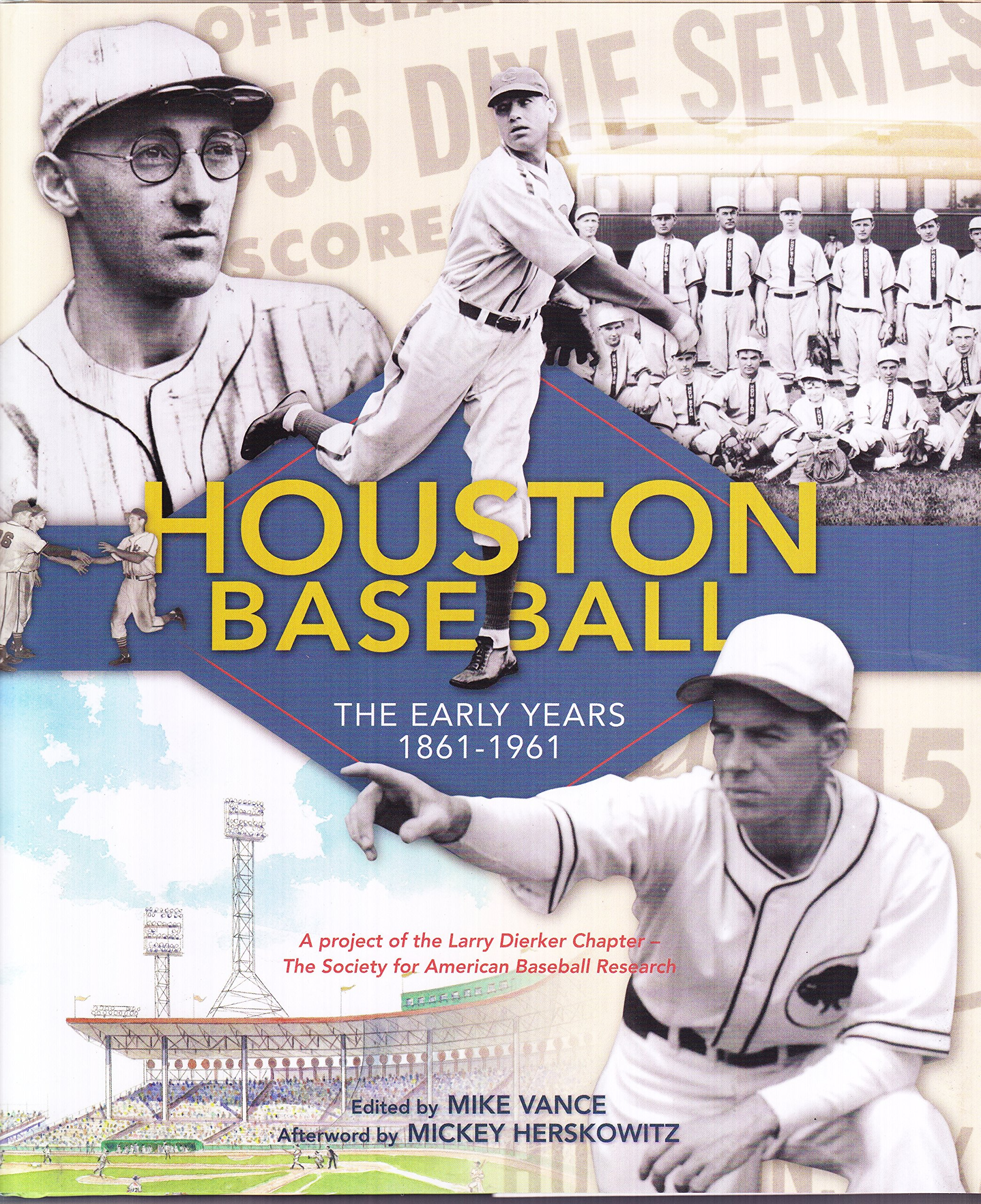 Download Houston Baseball: The Early Years 1861-1961 pdf epub
