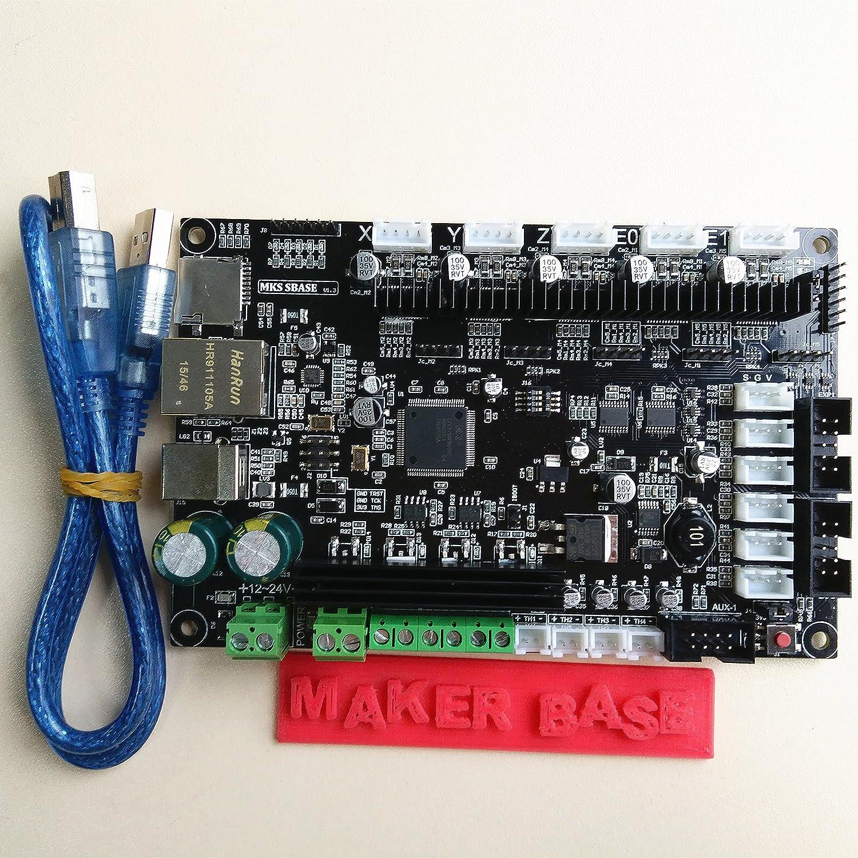 3d impresora placa base MKS Base V1.3 32 bits código abierto ...