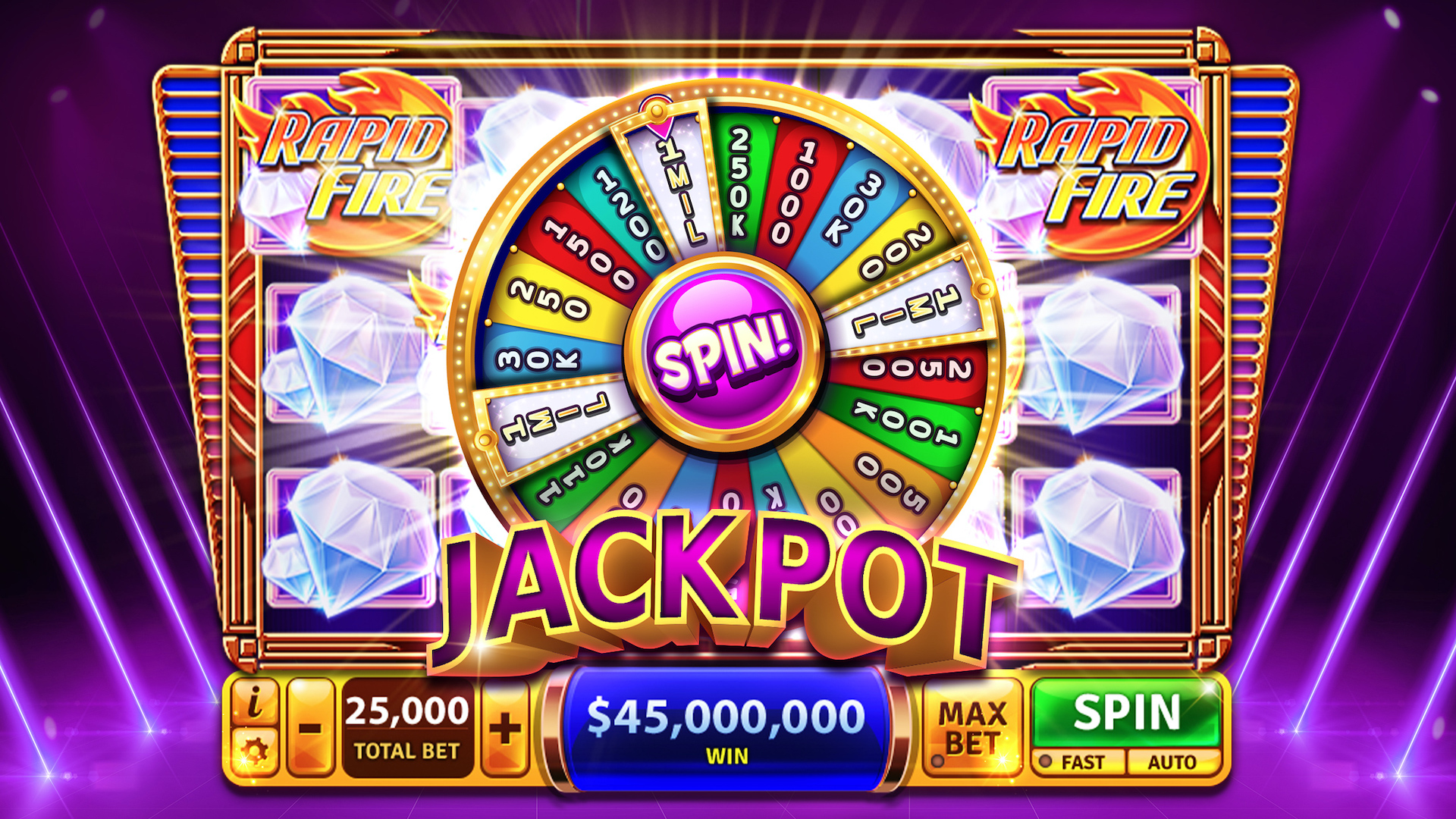 House Of Fun Slots For Android