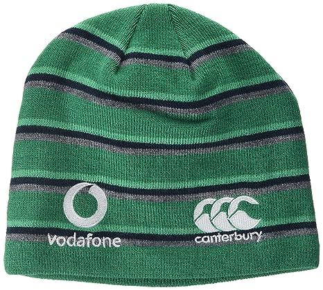 8928d206867 Canterbury Of New Zealand Men s Official Ireland 18 19 Acrylic Fleece Hat