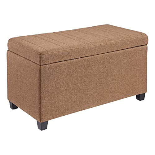 First Hill Upholstered Storage Ottoman