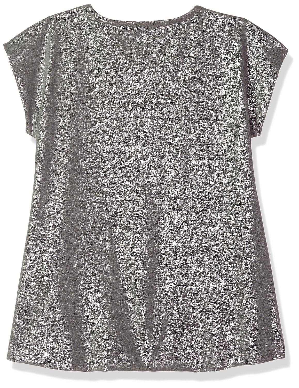 GUESS Girls Big Short Sleeve 1981 V-Neck T-Shirt