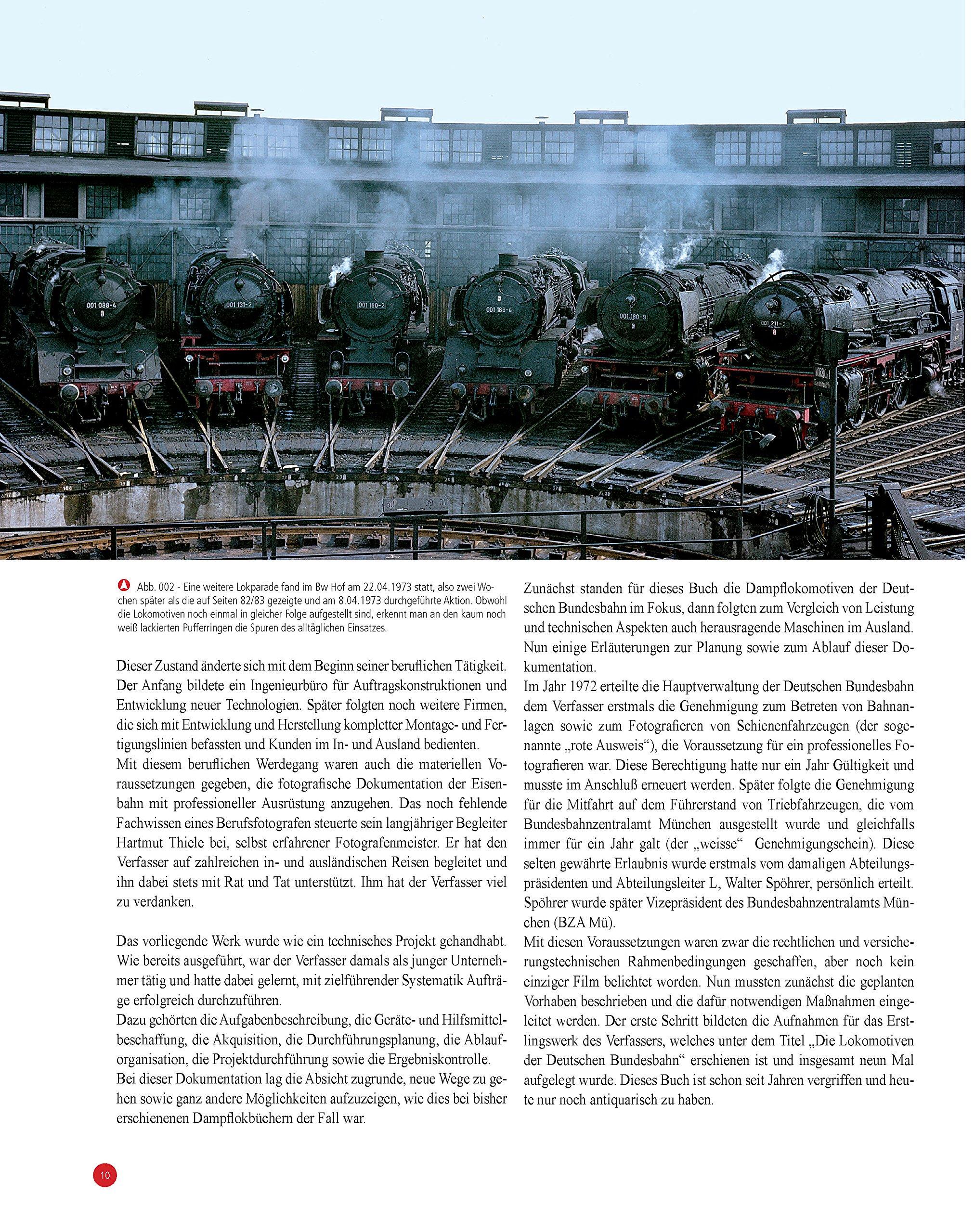 Mit Volldampf voraus: Leistung und Technik von Dampflokomotiven ...