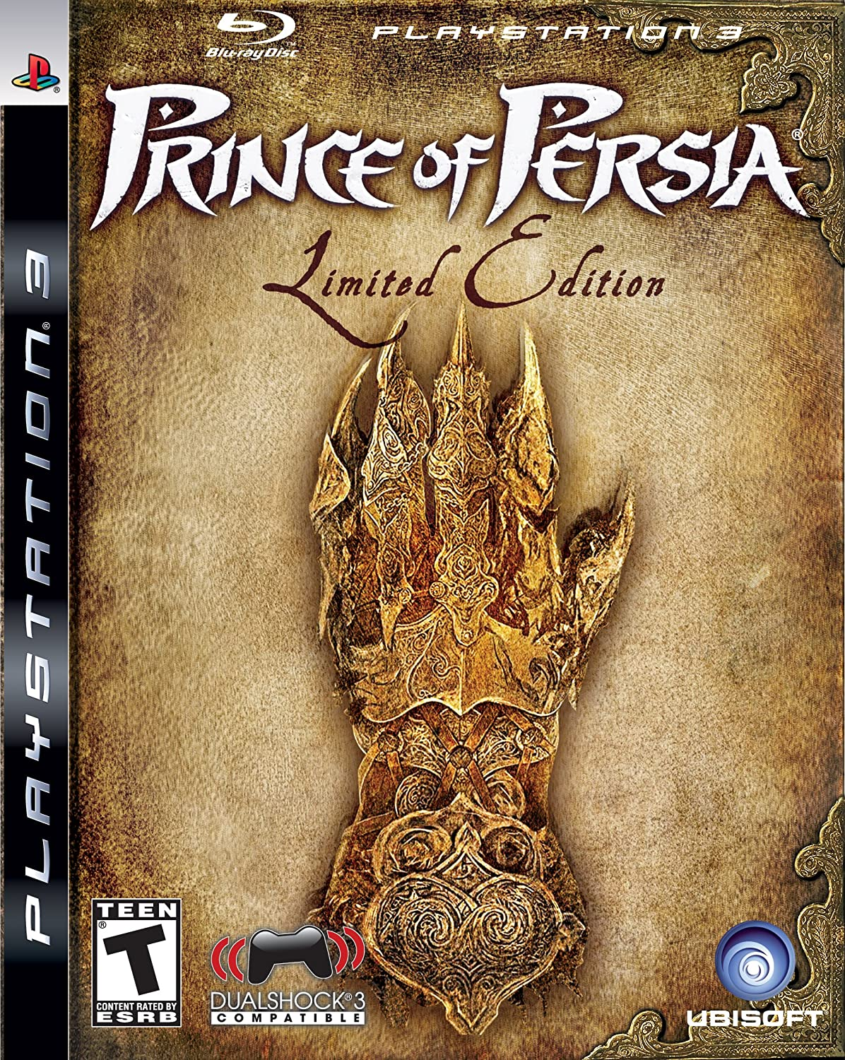 Amazon Com Prince Of Persia Limited Edition Playstation 3 Artist Not Provided Video Games