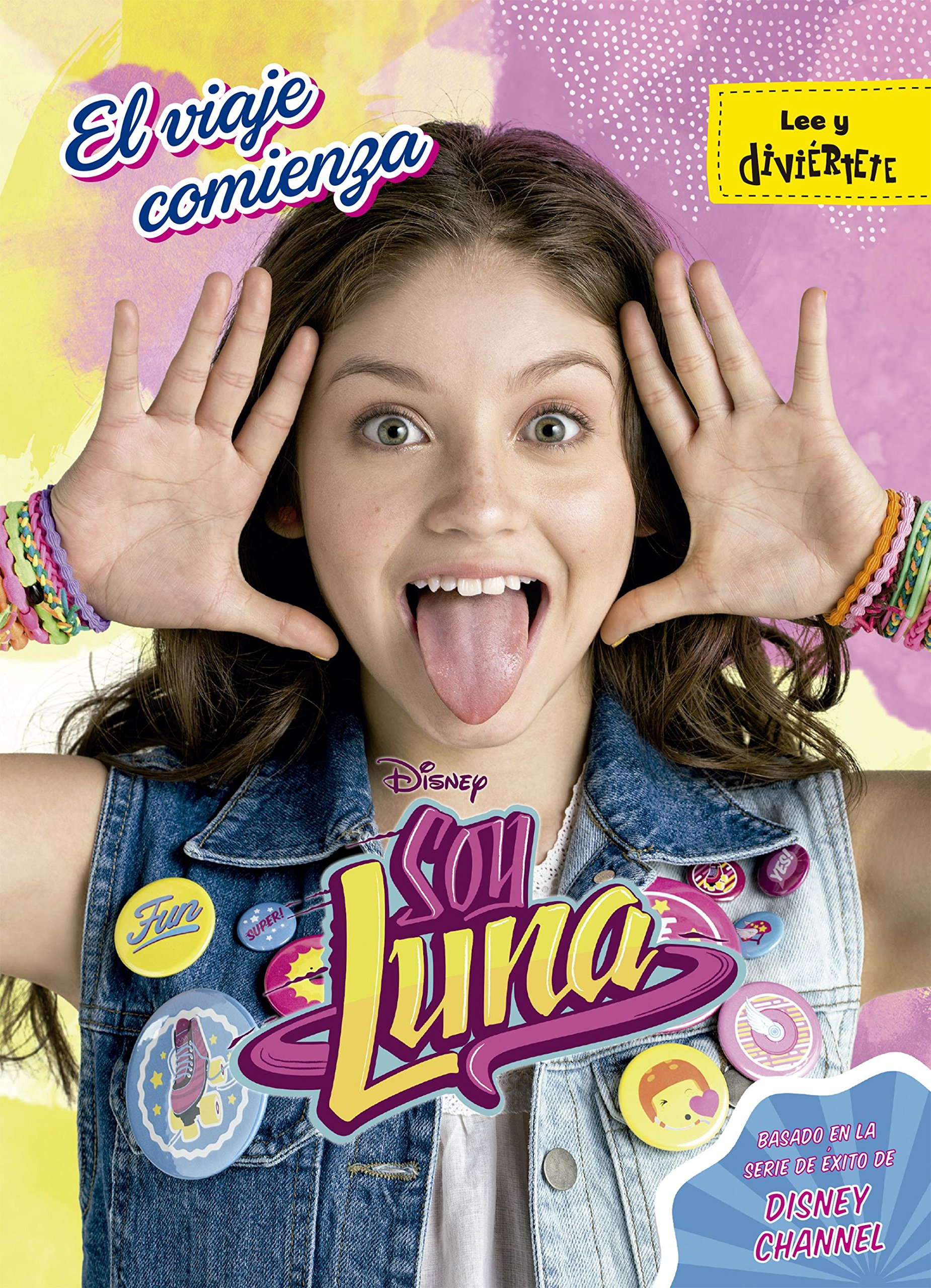 Soy Luna. El viaje comienza (Disney. Soy Luna): Amazon.es ...