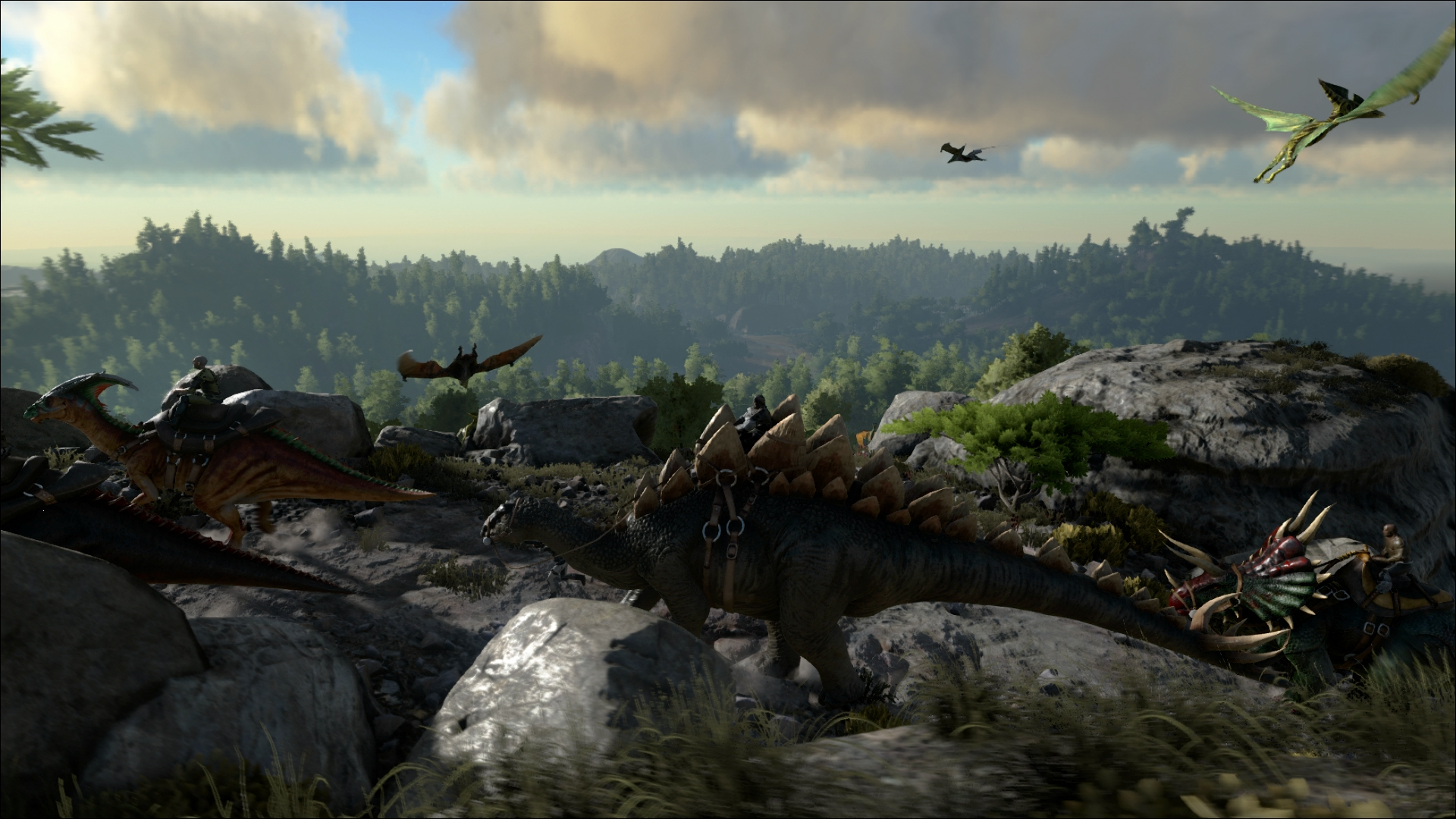 Amazon.com: ARK: Survival Evolved Early Access [Online Game Code]: Video  Games