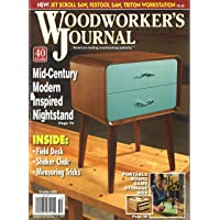 1-Year (6 Issues) of Woodworker's Journal Magazine Subscription
