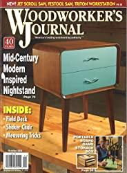 3. Woodworker's Journal