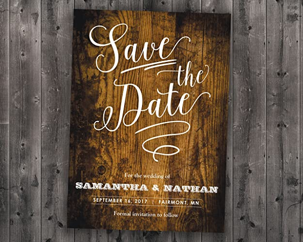amazon com save the date postcards save the date template wedding