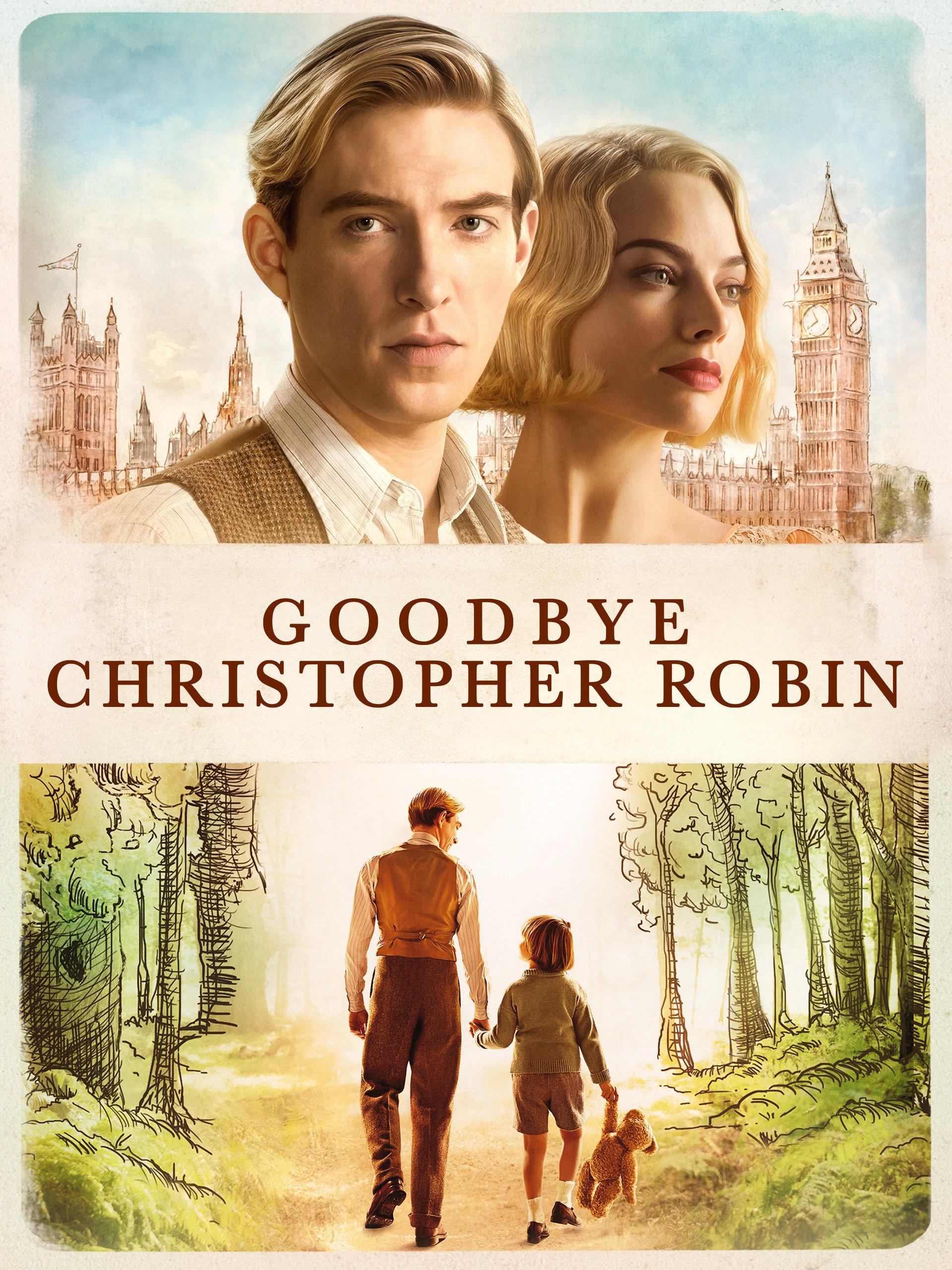 Amazon.com: Goodbye Christopher Robin: Simon Curtis: Amazon Digital ...