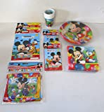 Mickey Mouse Party Time Party Pack for 10 Children by Party Pig