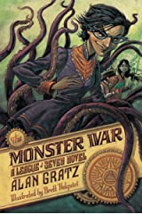 The Monster War: A League of Seven Novel (The League of Seven Book 3) Kindle Edition