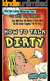 Samples of expicit sex talk
