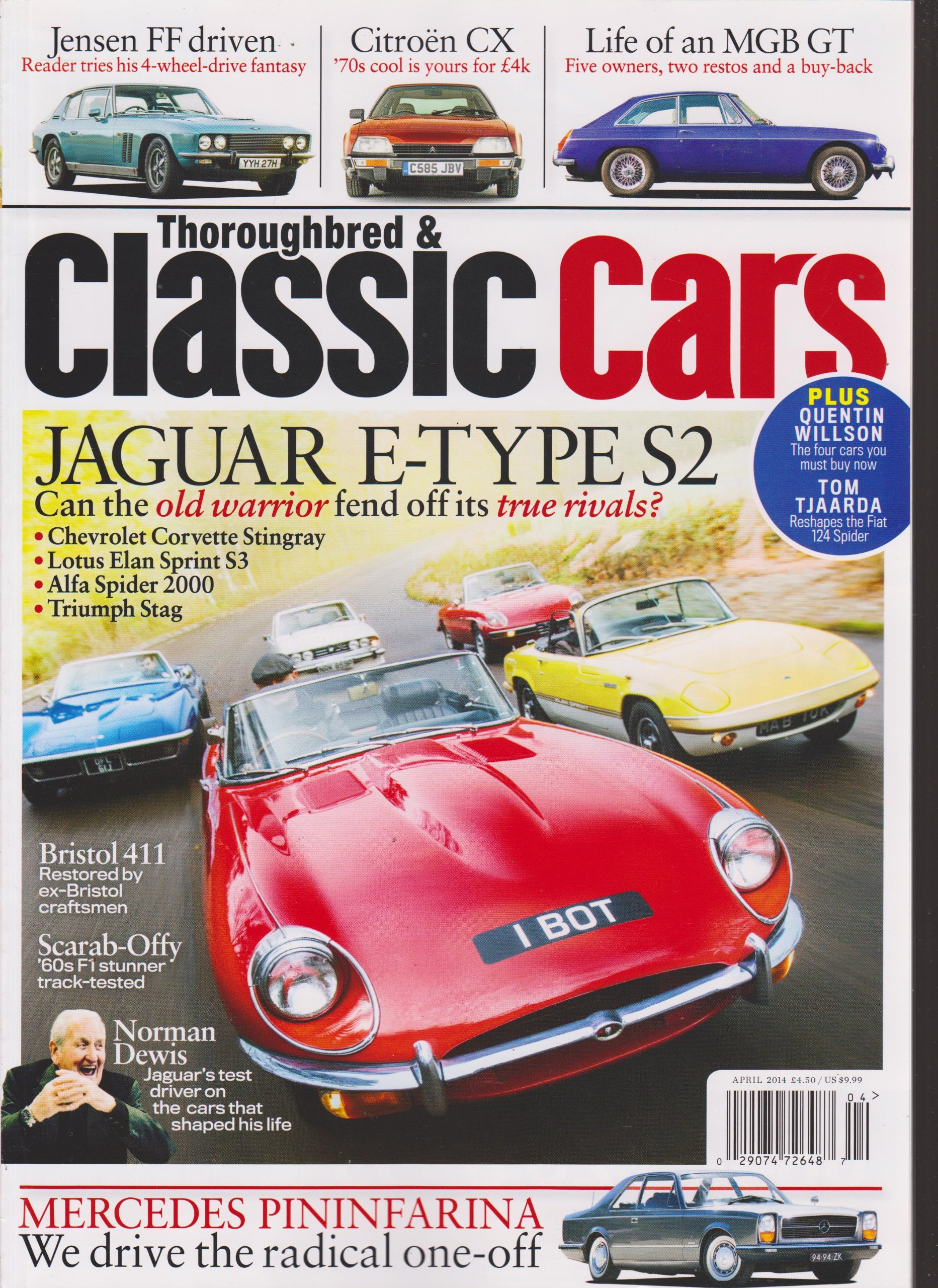 Classic Car Magazine | 2019-2020 New Car Update