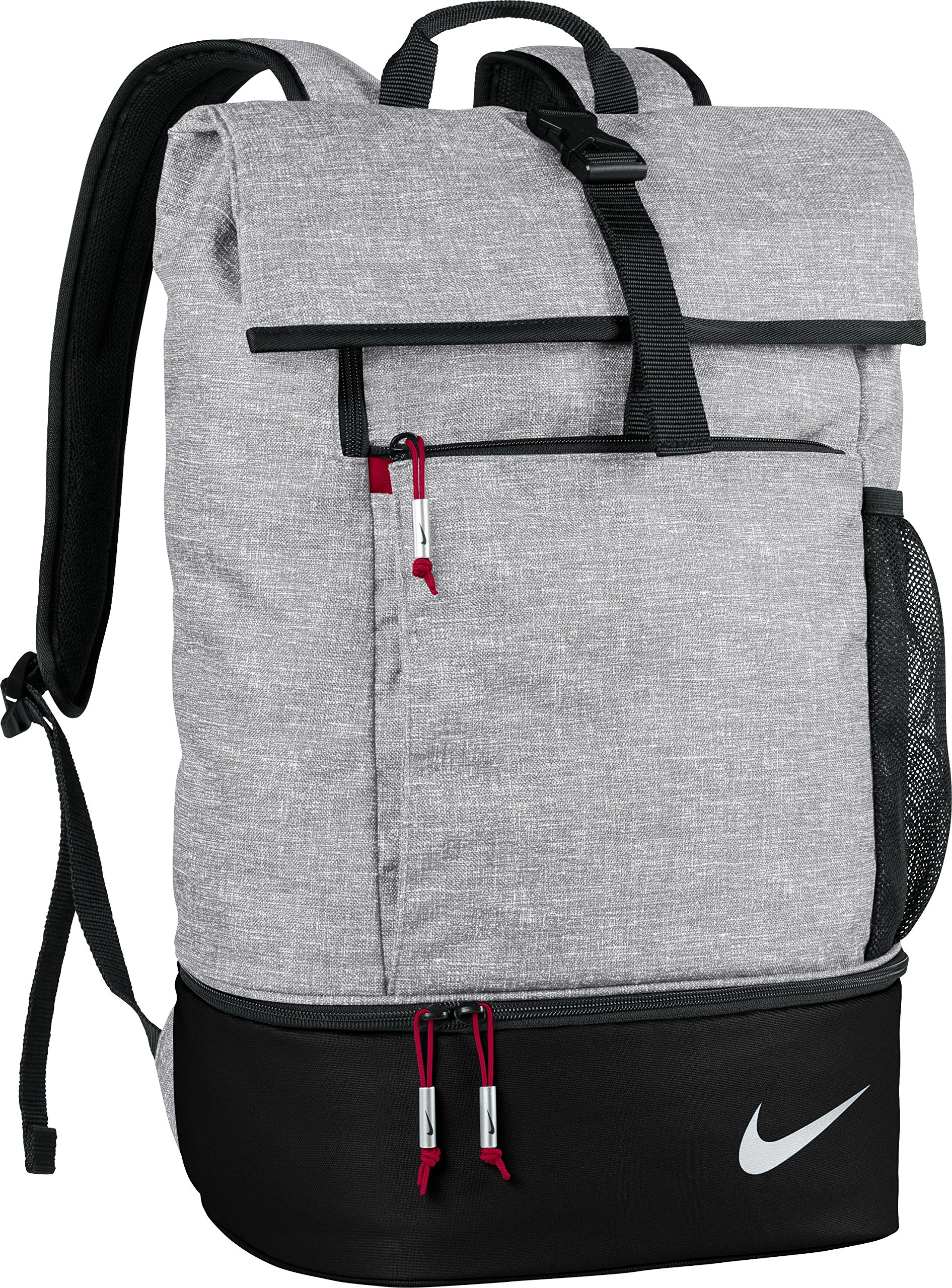 galleon nike sport backpack 2017 silverblackgym red
