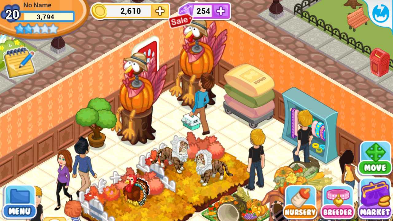 amazon com pet shop story thanksgiving appstore for android