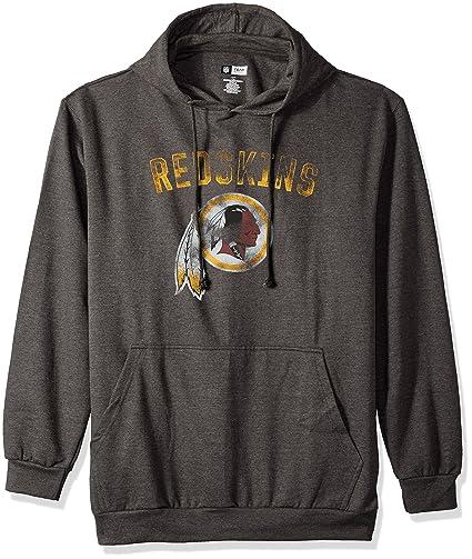 f0947c3ec Amazon.com   NFL Washington Redskins Men PULLOVER HOOD W  CREW
