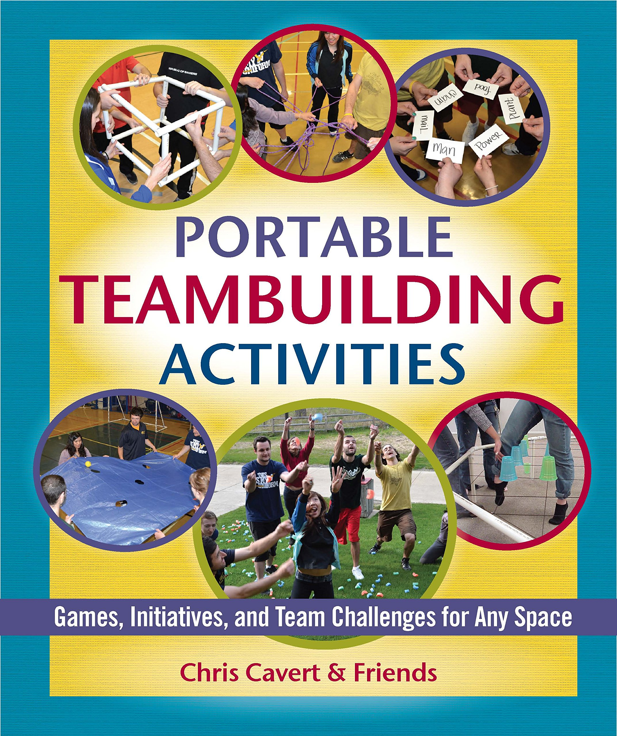 Portable Teambuilding Activities Chris Cavert product image