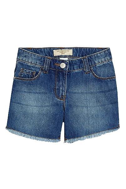 next Niñas Pantalones Cortos Vaqueros Alargados (3-16 Años ...