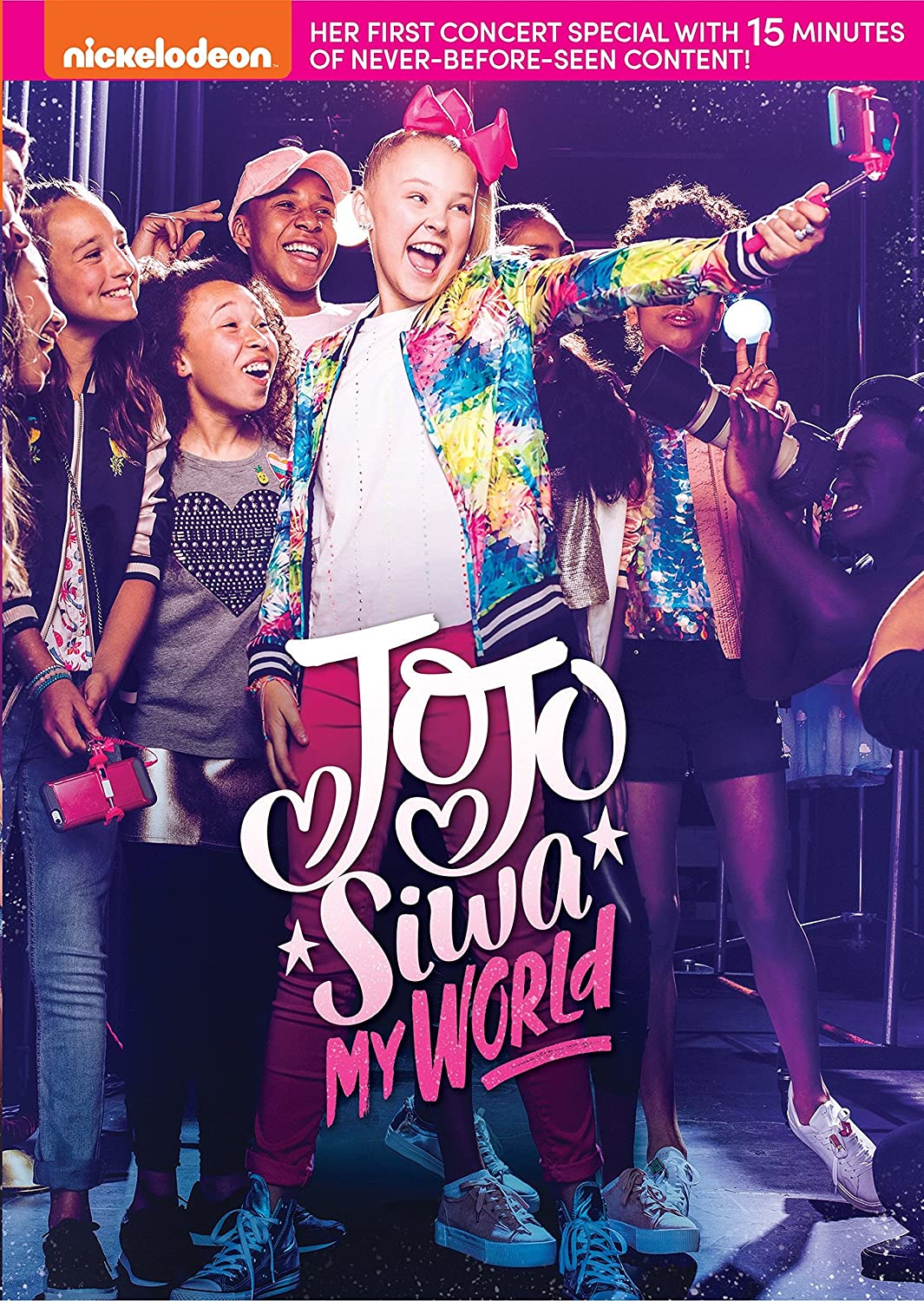 Jojo Siwa: My World Nickelodeon Family Movie