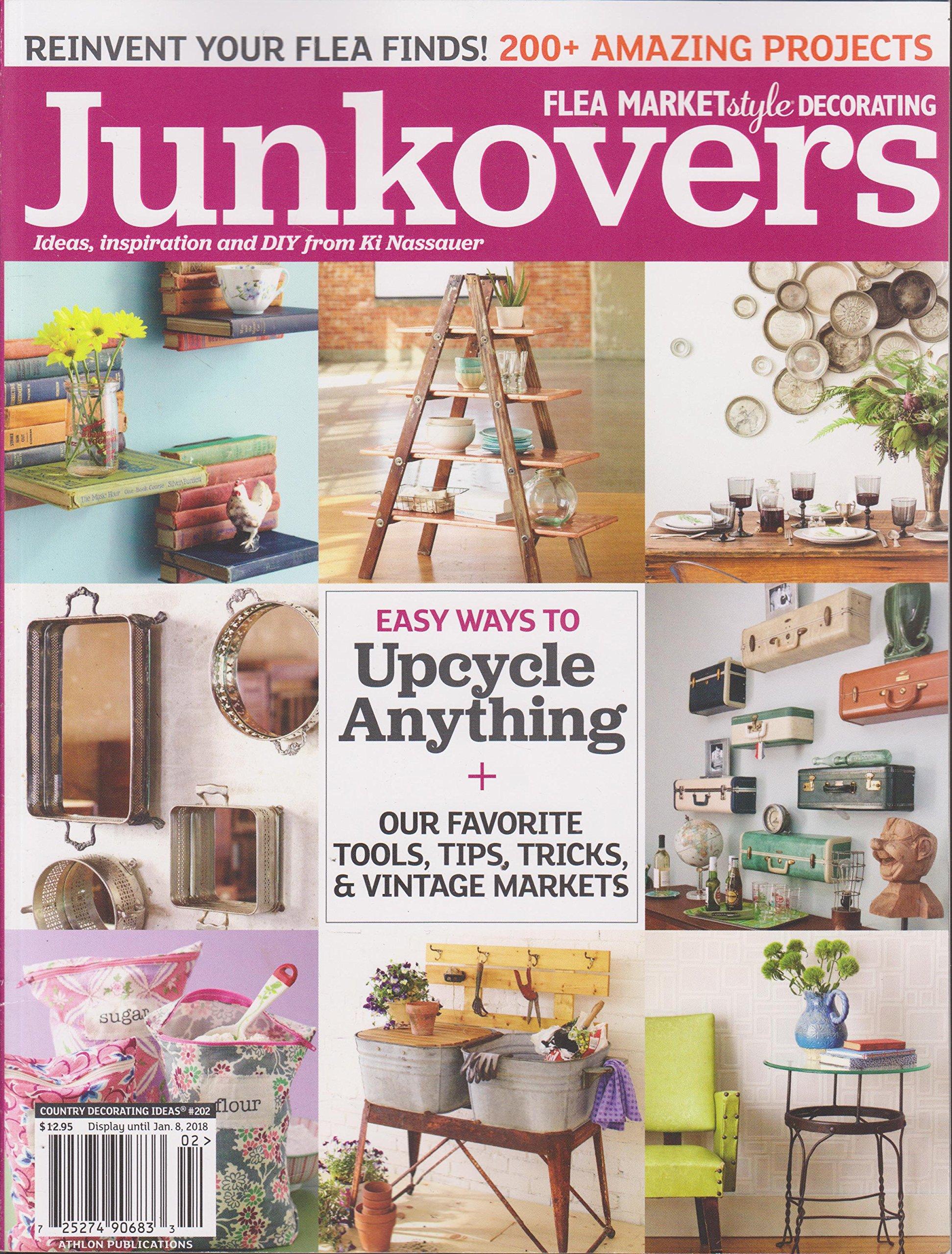 Flea Market Style Decorating Junkovers Magazine Country ...