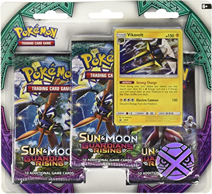 Turtonator /& Coin Pokemon cards TGC Sun And Moon Guardian Rising 3 Sealed Packs