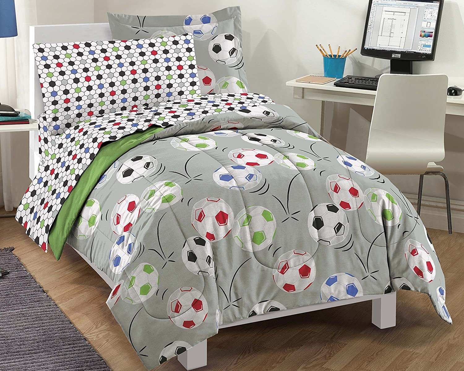 style kids factory comforters teen cars dream sheet set with ease sets piece boys bedding tractors and trucks comforter