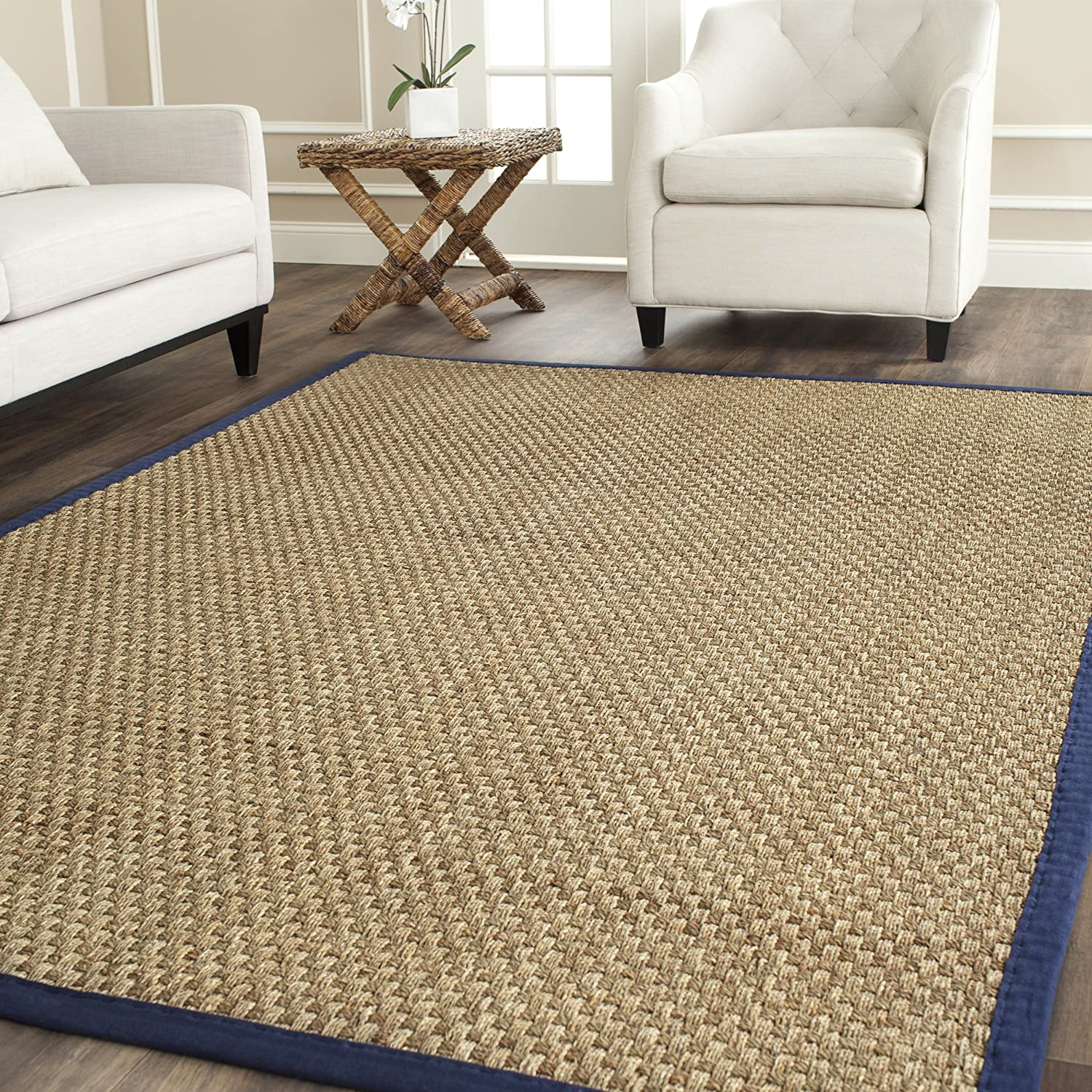 carpets sisal rugs collection safavieh soft fiber rug natural
