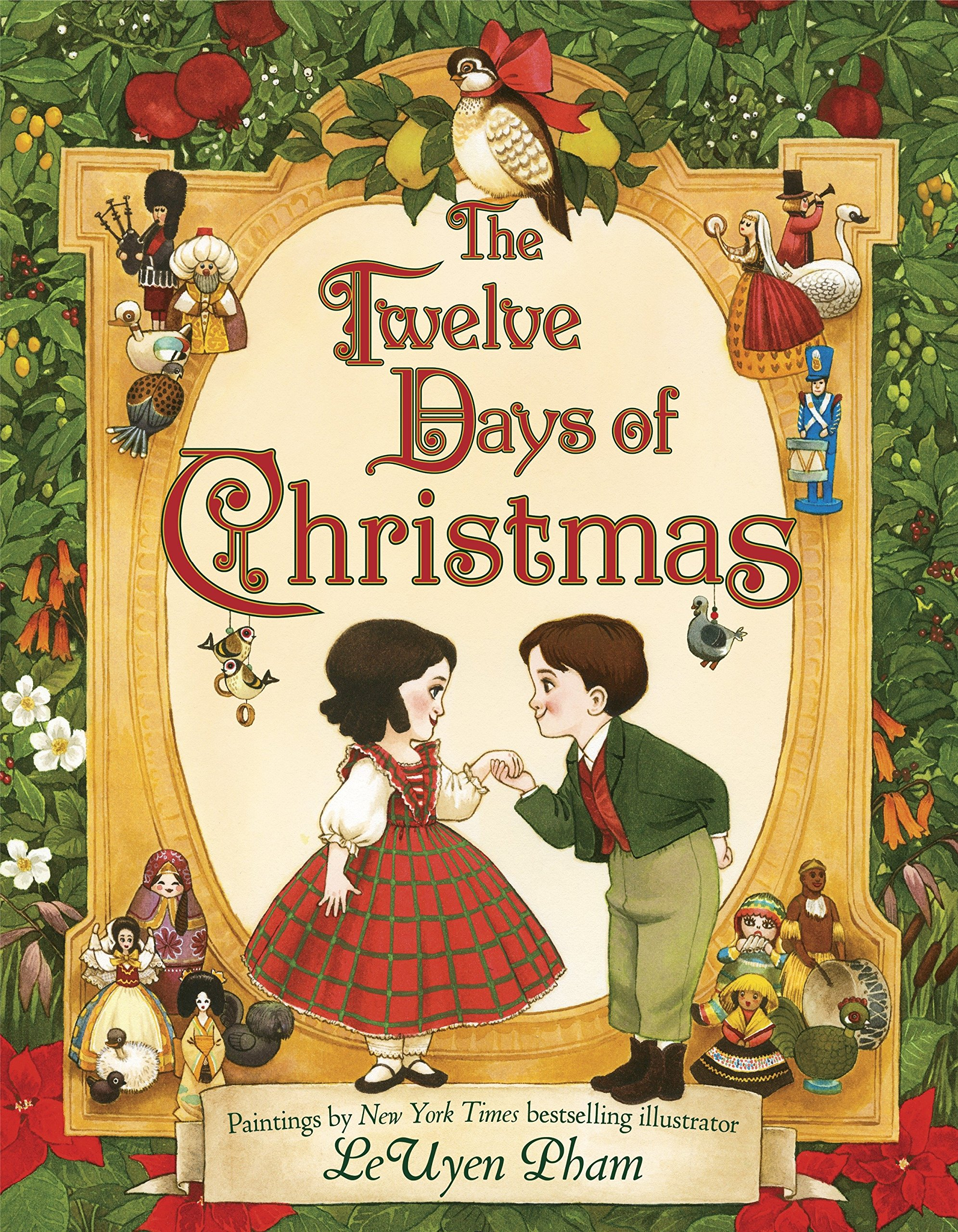 12 Days Of Christmas.Amazon Com The Twelve Days Of Christmas 9780385374132
