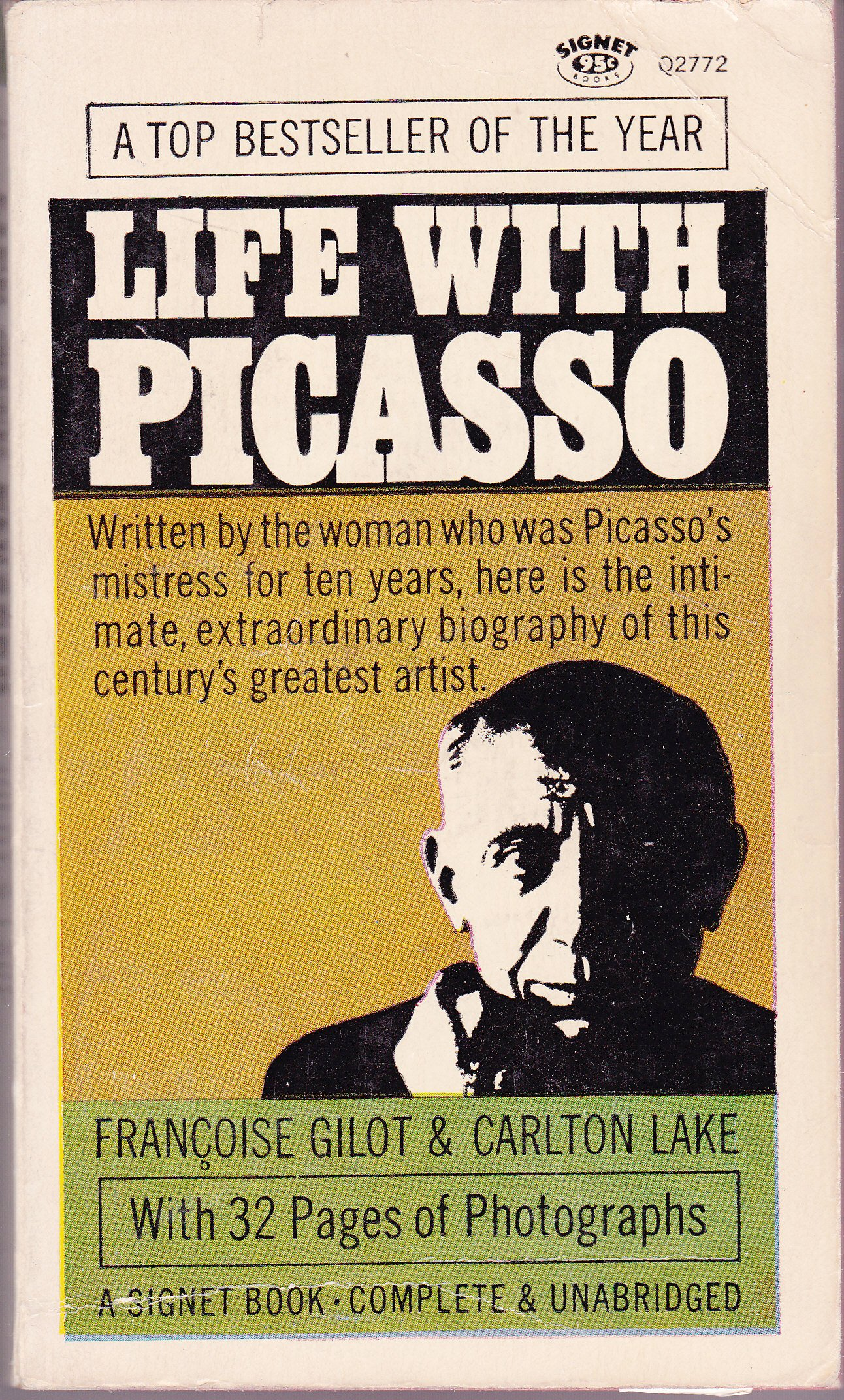 Life with Picasso, Gilot, Francoise