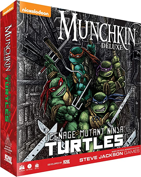 The Best Ninja Tutrle Game