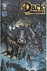 Dark Regions Comic # 3 - White Wolf Comics, May 1987 Comic