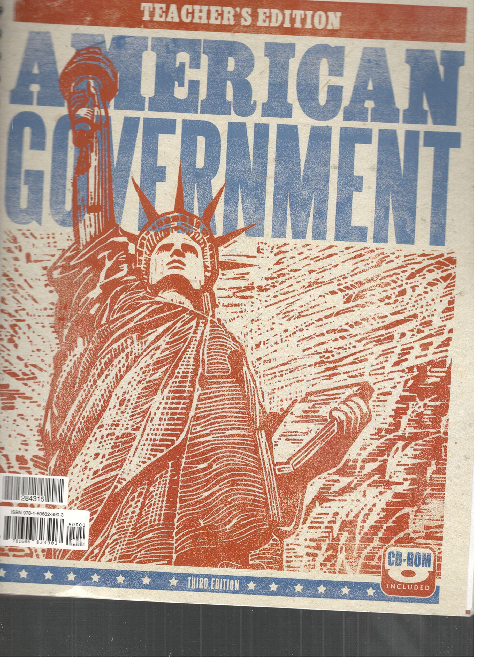 Download American Government Teacher 12 pdf epub