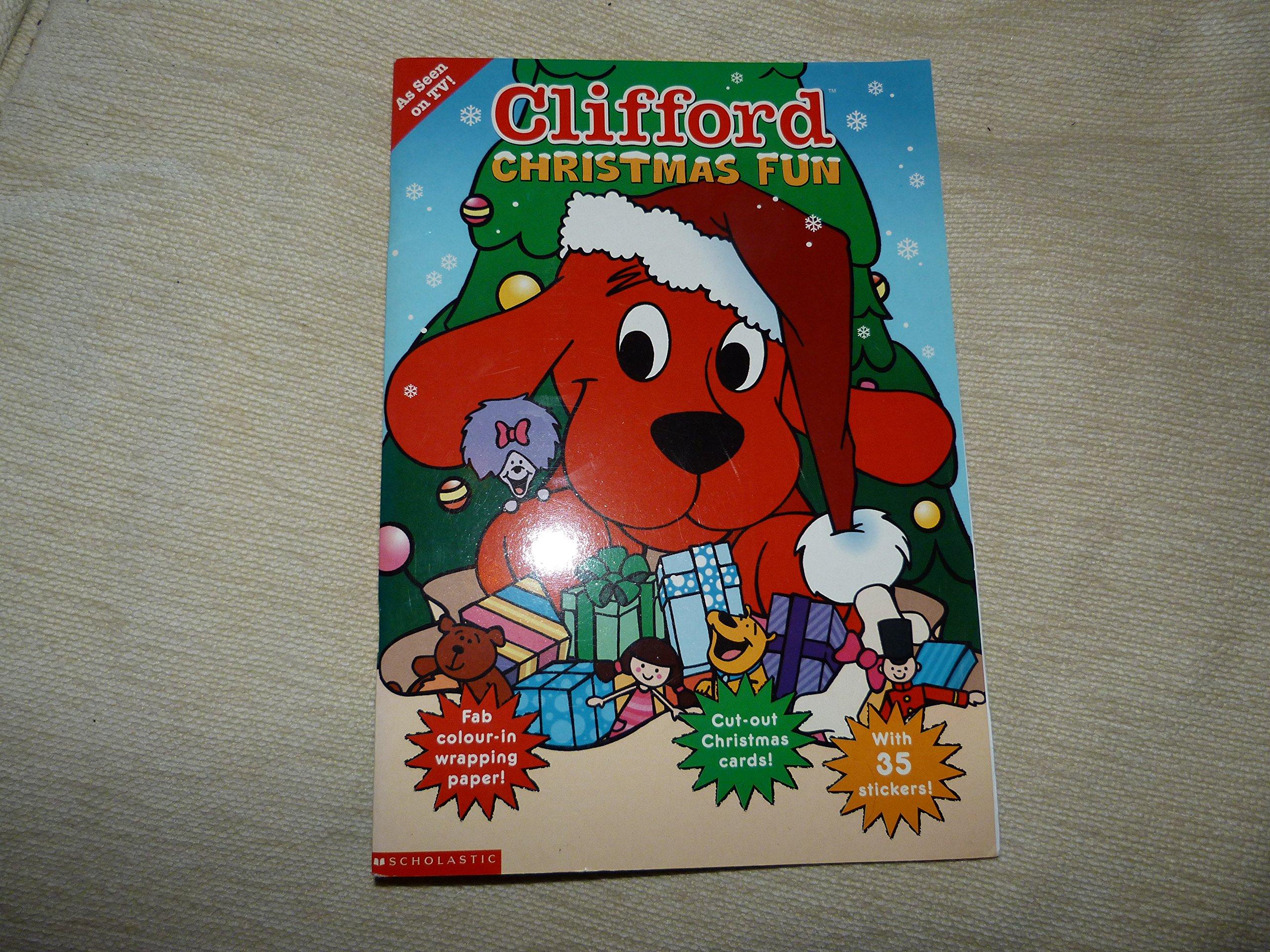 Download Clifford Christmas Fun pdf