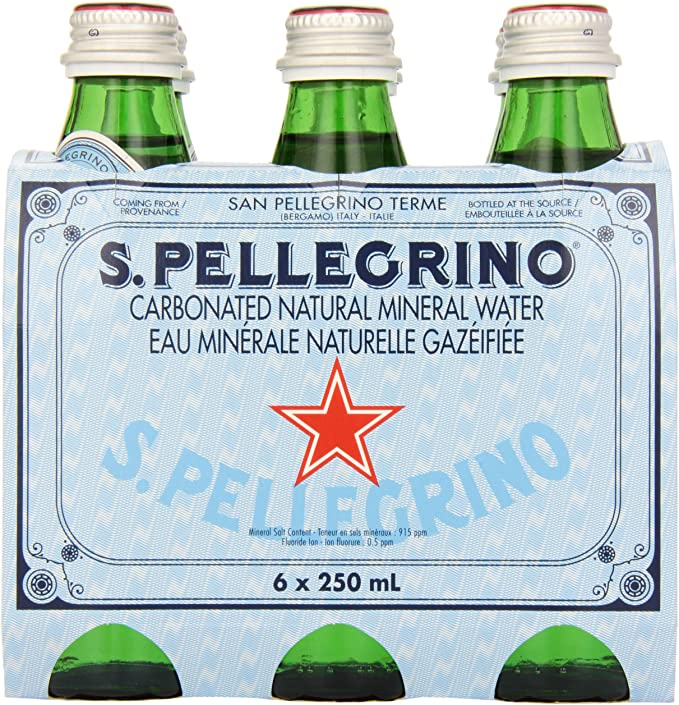 San Pellegrino Advertising