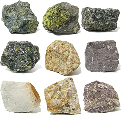 SciEdu Volcanic Rock Kit Igneous Rock Kit
