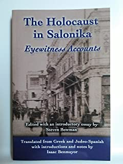 Example Of Essay With Thesis Statement The Holocaust In Salonika Eyewitness Account The Sephardi And Greek  Holocaust Library  High School Essays also Good High School Essay Topics From Thessaloniki To Auschwitz And Back Memories Of A Survivor From  General Paper Essay