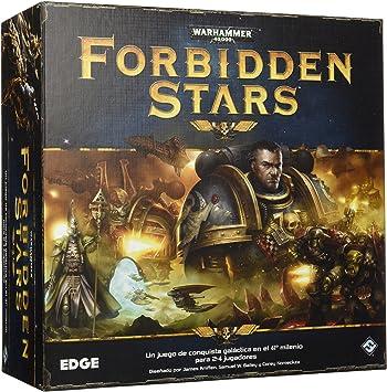 Edge Entertainment - Forbidden Stars, Juego de Mesa (EDGWFS01): Amazon.es: Juguetes y juegos