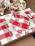 DII Buffalo Check Tabletop Collection, Napkin