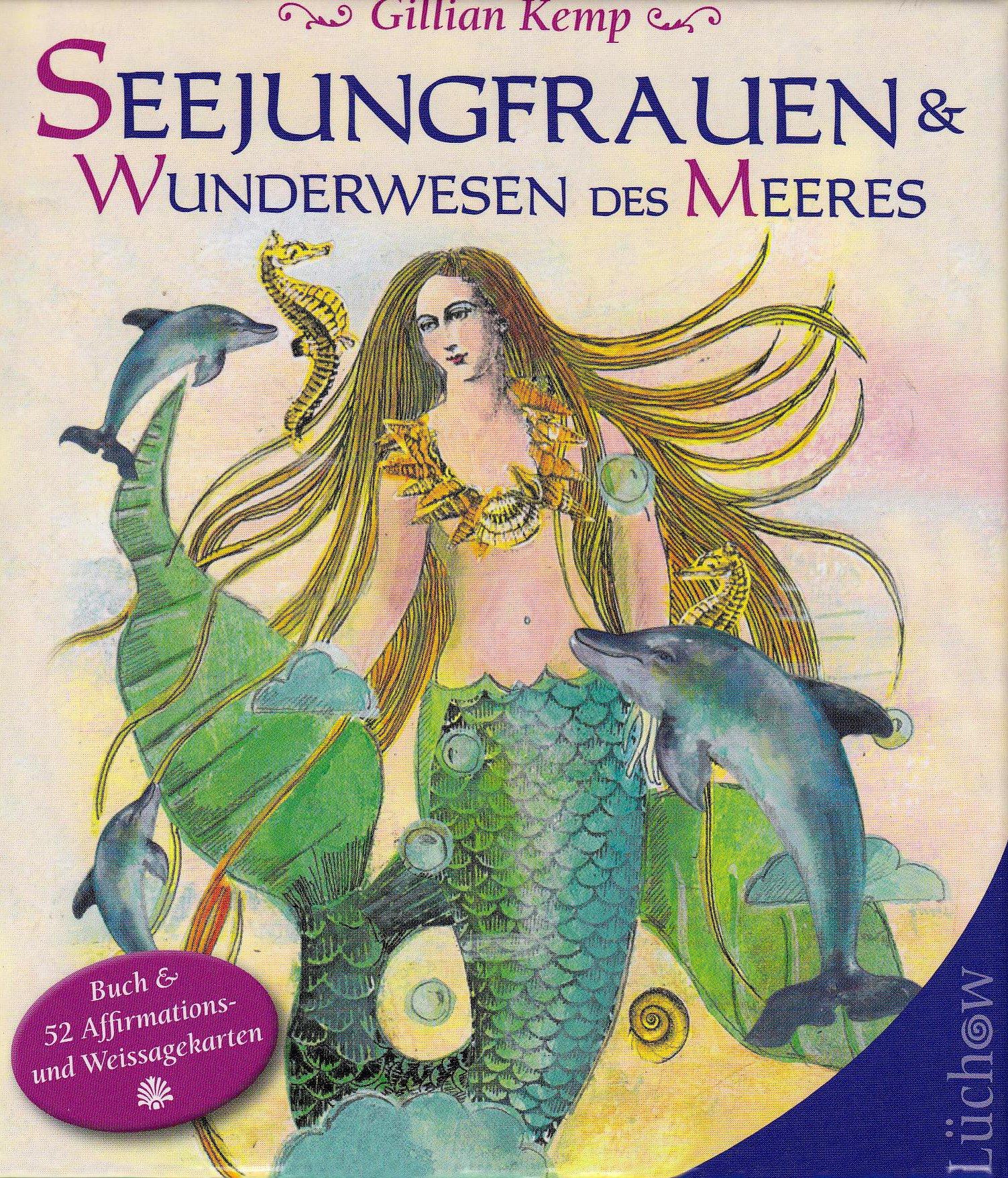 Seejungfrauen und Wunderwesen des Meeres