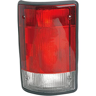 Dorman 1610220 Driver Side Tail Light Assembly for Select Ford Models: Automotive